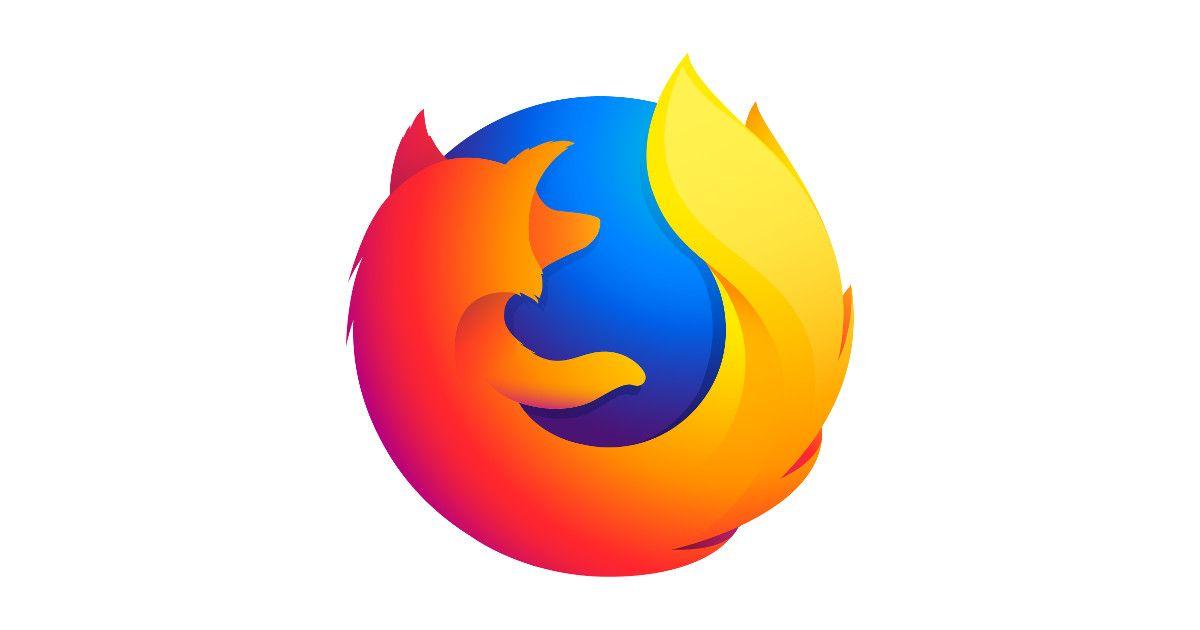 Firefox Mozila Logo
